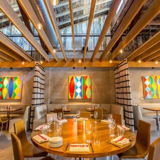 Semi-private Dining Room - Juniper & Ivy, San Diego, CA
