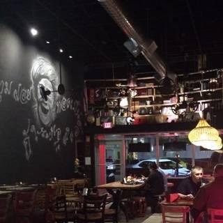 Drunken Poet Cafe Thai Bistro & Sushi Bar
