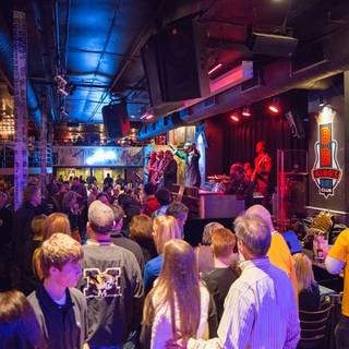 B.B. King's Blues Club - Memphis