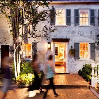Restaurant Entrance - Zero Restaurant + Bar, Charleston, SC