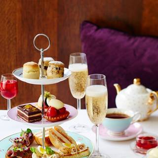 Scoff & Banter Tea Rooms - Oxford Street