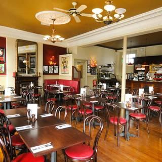 Cafe Rouge Bond Street