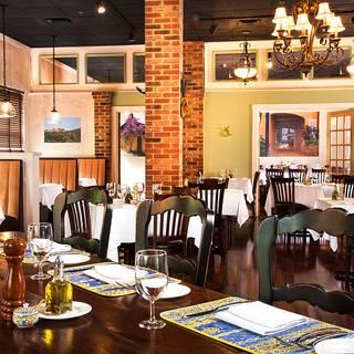 Brasserie provence dining room - Brasserie Provence, Louisville, KY