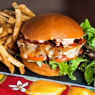 Brasserie provence burger - Brasserie Provence, Louisville, KY