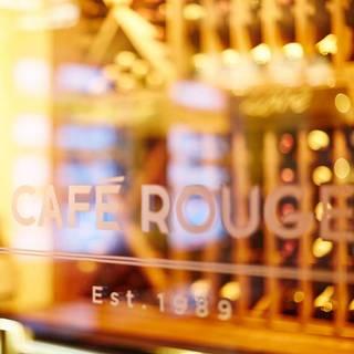 Cafe Rouge Newbury