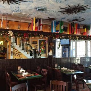 Laredo dc mexican restaurant washington dc opentable for Open table 99 park