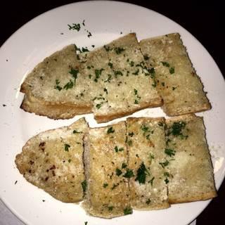 Garlic Bread - Luisa's Pizza & Pasta, San Francisco, CA