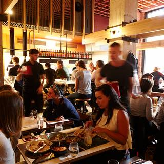 Lucy Liu Restaurant