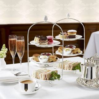 Afternoon Tea at Caffe Concerto - 152 Brompton Road
