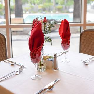 Fountain Cafe - Doubletree - Mission Valley, San Diego, CA
