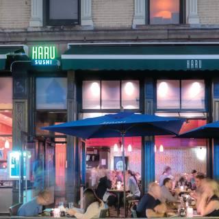 Haru Sushi Amsterdam Ave