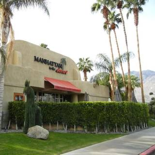 Manhattan in the Desert - Palm Springs