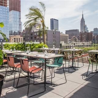 Chelsea restaurants opentable for La piscine new york