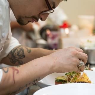 Chef Jesse Flores - City Kitchen, Chapel Hill, NC