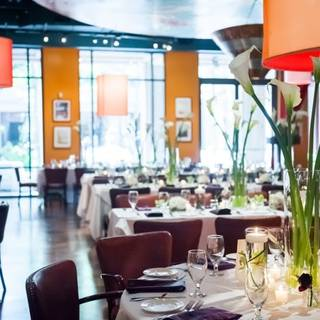 Main Dining Room - Parizade, Durham, NC