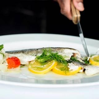 Whole Mediterranean Fish - Parizade, Durham, NC