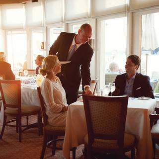 Ambiance - The Dining Room at Castle Hill Inn, Newport, RI