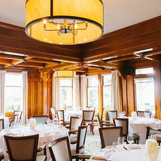 Interior - The Dining Room at Castle Hill Inn, Newport, RI