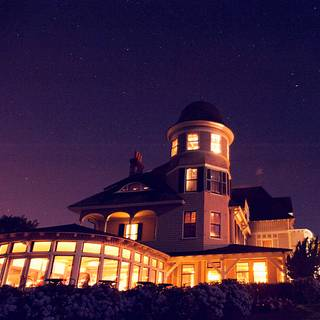 Exterior - The Dining Room at Castle Hill Inn, Newport, RI