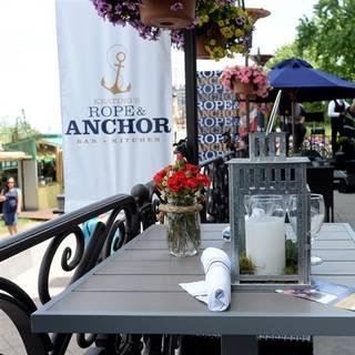 Keating's Rope & Anchor Bar + Kitchen