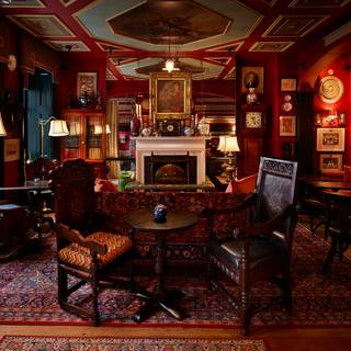 Seymour's Parlour, The Zetter Townhouse Marylebone