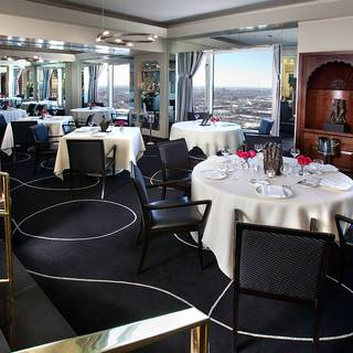 Everest restaurant chicago il opentable for Best private dining rooms chicago