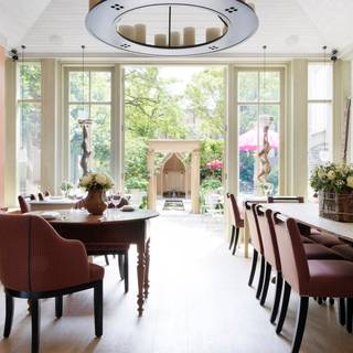 The orangery at number sixteen hotel london opentable - Number 16 hotel london ...