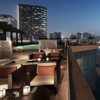 Eclipse Terrace Lounge - Four Seasons Abu Dhabi