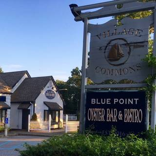 Blue Point Oyster Bar