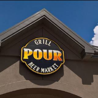 Pour Beer Market & Grill - Airdrie