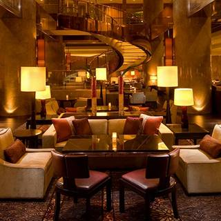 Marble Lounge - Hilton Tokyo