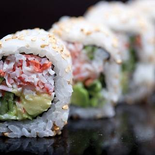 California Roll - Benihana - New York, New York, NY