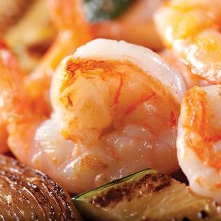 Colossal Shrimp - Benihana - Santa Anita, Arcadia, CA