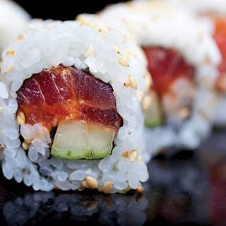 Spicy Tuna Roll - Benihana - Santa Anita, Arcadia, CA