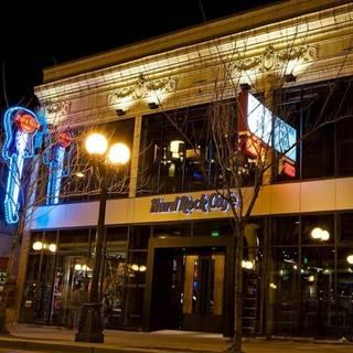 Hard Rock Cafe - Seattle