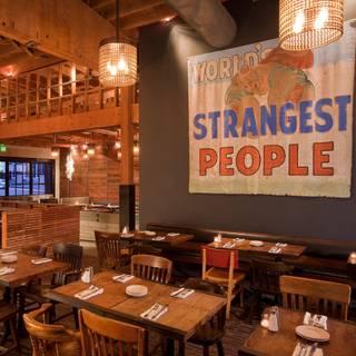 Bankers Hill Bar + Restaurant