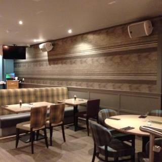 Glebe Hotel Restaurant Menu