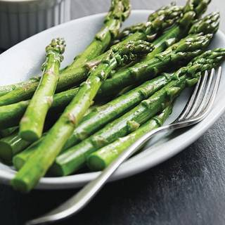 Asparagus - Ruth's Chris Steak House - Charlotte Uptown, Charlotte, NC