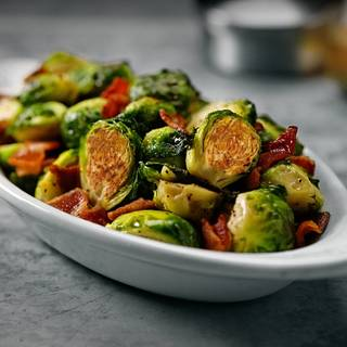 Brussel Sprouts - Ruth's Chris Steak House - Charlotte Uptown, Charlotte, NC