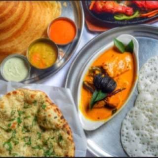 Mayura restaurant culver city ca opentable for California fish grill culver city ca