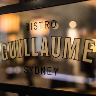 Bistro Guillaume - Sydney