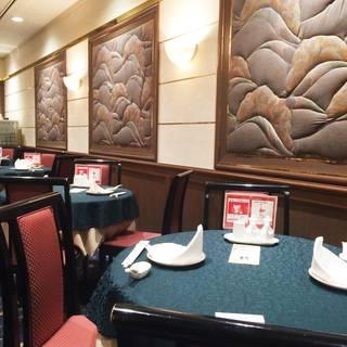 中国料理 瑞麟 - パレスホテル大宮