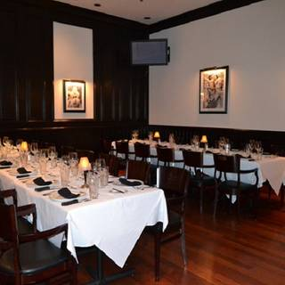 Private Dining Room - Shula's Steak House - Birmingham, Birmingham, AL