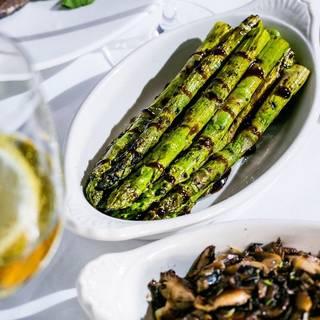 Grilled Asparagus - Shula's Steak House - Birmingham, Birmingham, AL