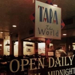 Tapa the World - Sacramento