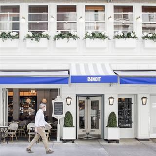 Benoit Restaurant And Wine Bar