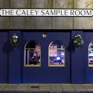 The Caley Sample Room