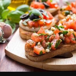 Bruschetta Cucina Italiana