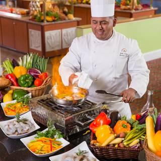 Café Gauguin at Rosen Centre
