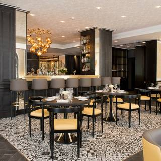Brunello Restaurant at the Baglioni Hotel